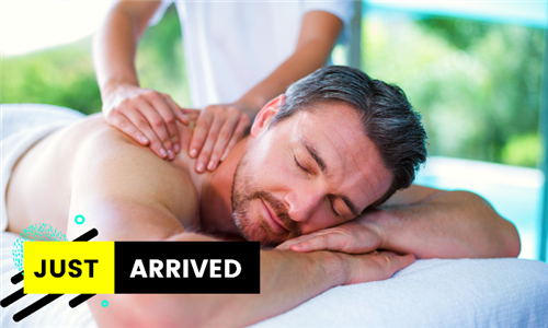 60-Minute Full Body Swedish Massage from Sparkles Spa