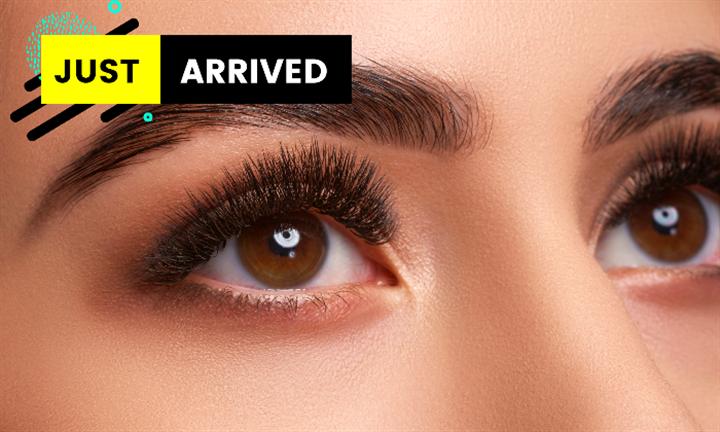 Full Set Eyelash Extensions with Optional Fill at Royal Spa - Nail Bar & Massage