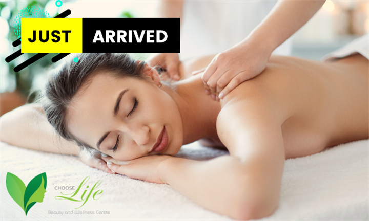 Deluxe Pamper Package from Choose Life Beauty and Wellness