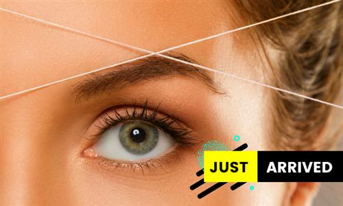 Eyebrow Threading with Optional Tint at Spa Rejuvenesce