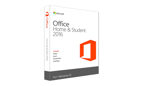 Microsoft Office 2016 Home & Student with E-courses4you