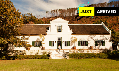 Cape Winelands: 1-Night Stay for Two Including Breakfast & Choice of Winery Experience – The Manor House at Rickety Bridge Winery