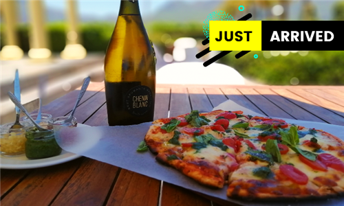 Weekday Exclusive: 2 x Pizza's Including Bottomless Bubbly in the Garden at Stellenrust Wine Estate