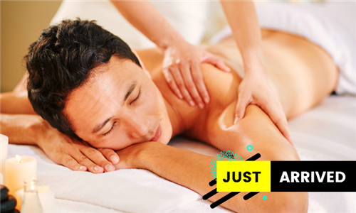 60-Minute Deep Tissue Massage Including Light Lunch at Pamensky Spa at El Shadai Guest House