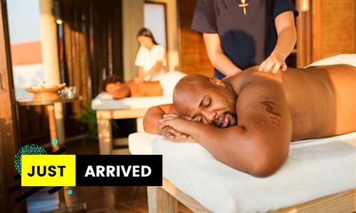60-Minute Full Body Swedish Massage at Touch & Glow Nail & Beauty Spa