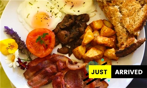 Choice of Breakfast at Good Thyme