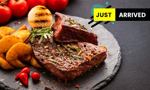 2 x 200g Sirloin Steak Meal Including 1L Sangria at Vini's Restaurant