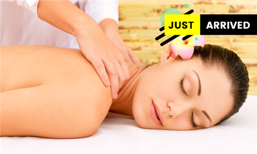 30-Minute Back, Neck and Shoulder Massage at Serene-destiny Spa