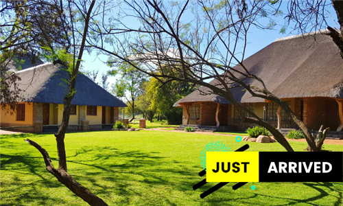 Gauteng: 1 or 2-Night Anytime Stay for Two at Pure Joy Guest Lodge