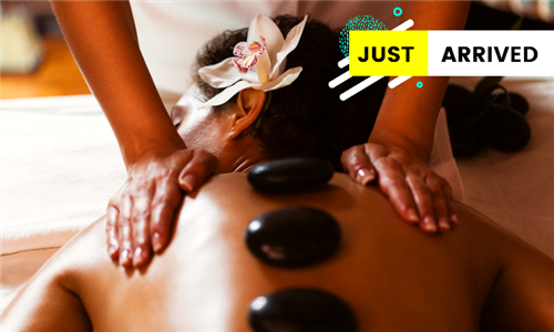 1-Night Stay for Two with 60-Minute Hot Stone Massage for at Grace Beauty Box @ Hoopoe Haven Guest House
