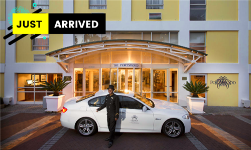 Cape Town: 1-Night Anytime Stay for Two Including Optional Dinner at The Portswood Hotel, V&A Waterfront