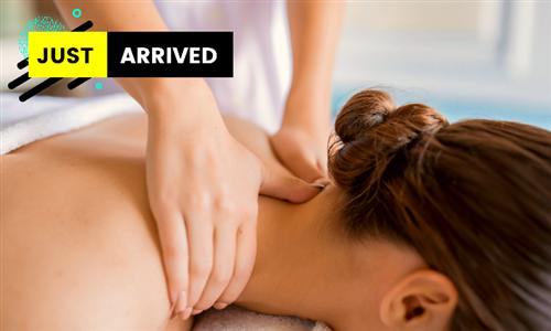 Back, Neck & Shoulder Massage at Royal Spa - Nail Bar & Massage