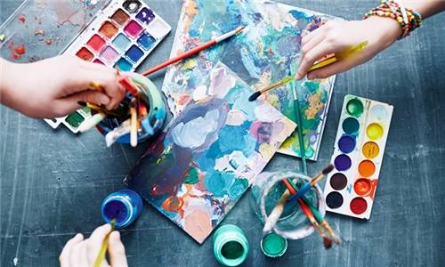 6 x Art Classes at Creative Image Art Studio – Nationwide