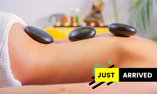 60 or 90-Minute Hot Stone Massage at Virgors Beauty Centre