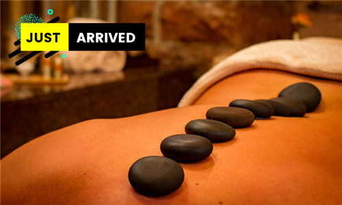 60-Minute Full Body Hot Stone Massage at Spoil Yourself Hair and Beauty Centre