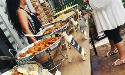All-You-Can-Eat Sunday Buffet at Coco & Spice