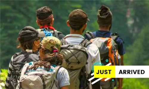 Choice of Guided Hike with Impact Adventure Africa