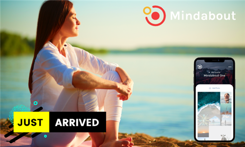 12-Month Subscription to Mindabout - Mindfulness App
