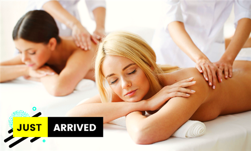 2 x 50-Minute Full Body Swedish Massages at La Vita Spa @ Mount Sierra Hotel