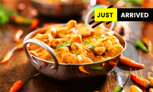 2-Course Authentic Indian Cuisine Experience at Taj Mahal North Indian Restaurant