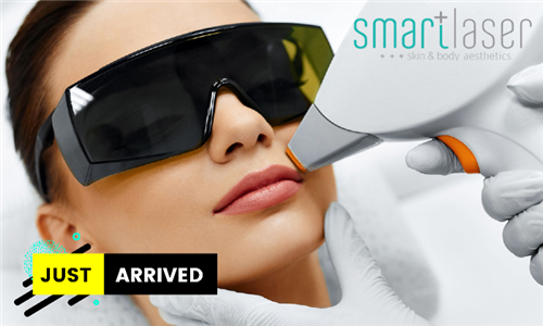 3 x Pain Free Laser Hair Removal Sessions at Smart Laser, Rondebosch