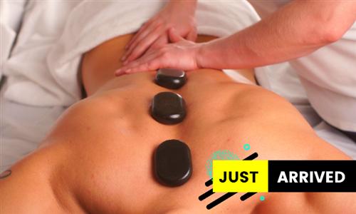 60-Minute Full Body Hot Stone Massage at Lady Soul Rejuvenescence