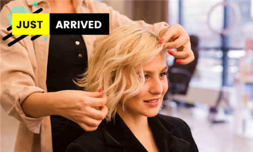 Full Colour or Highlights with Blow-Dry at Opale Hair Studio