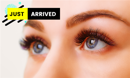 Full Set of Classic Eyelash Extensions Including 2-Week Fill from Reflect n Glow Spa