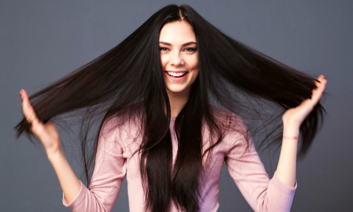 Wash, cut, blow dry, treatment and full black colour at Spoil Yourself Hair and Beauty Centre