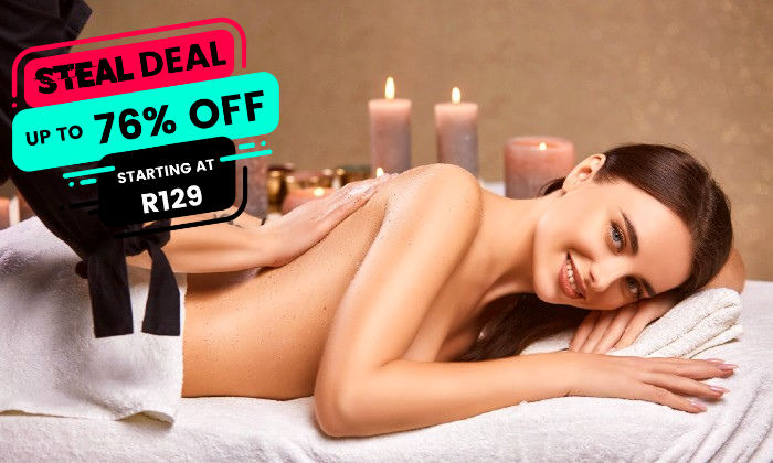 Full body Swedish massage with pedicure at Total Skin and Body