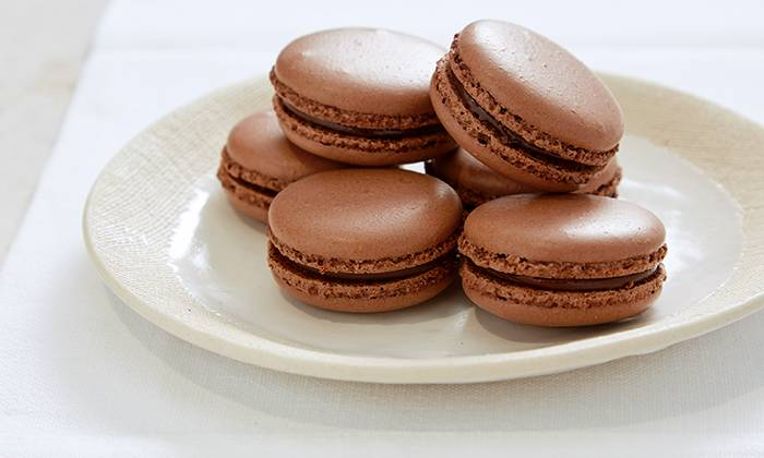 Lindt Chocolate Macaron Making Experience for Two