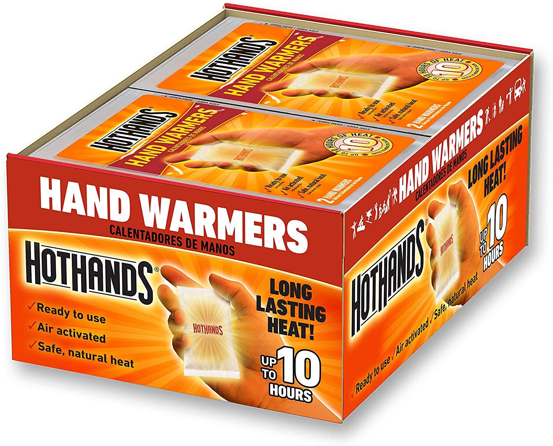 HeatMax Hot Hands 2 Handwarmer (40 Pairs)