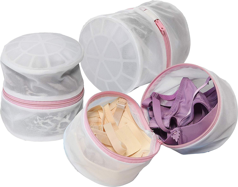 Simple Houseware 3 Pack Premium Bra Lingerie Wash Bags