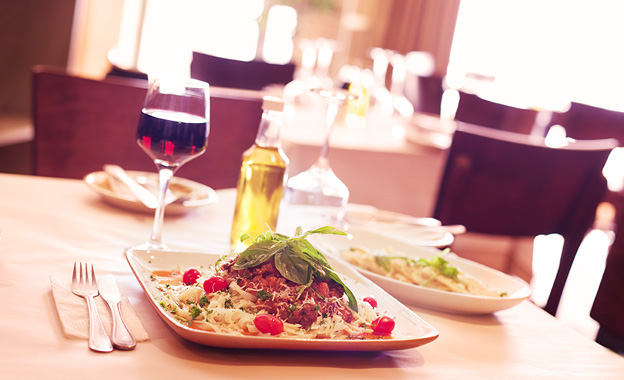 Pay R69 for a lunch for 2 OR R109 for a dinner for 2 at Italian Kitchen, Tokai (value up to R258)