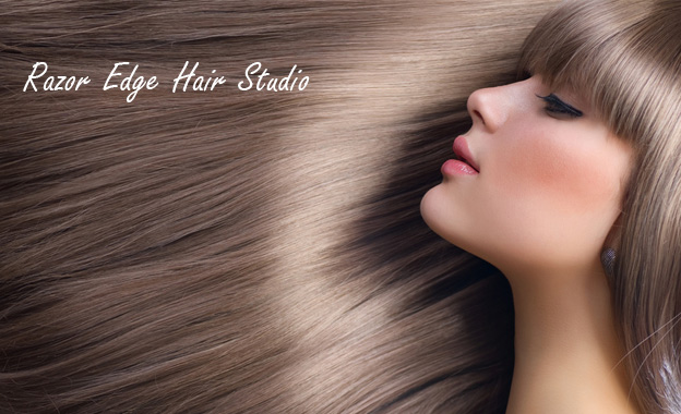 Pay R499 (shoulder length) or R699 (long hair) for a Brazilian Blow Dry at Razor Edge Hair Studio