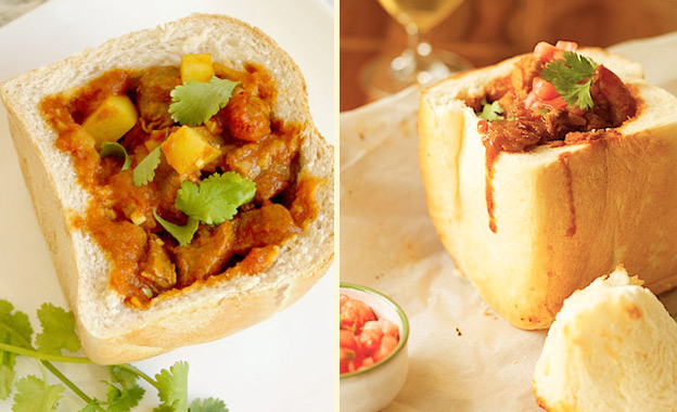 Pay R75 for 2 x Bunny Chows (beef or chicken) PLUS 2 x Castle draughts at Ridgeback Village, Centurion (value R152)