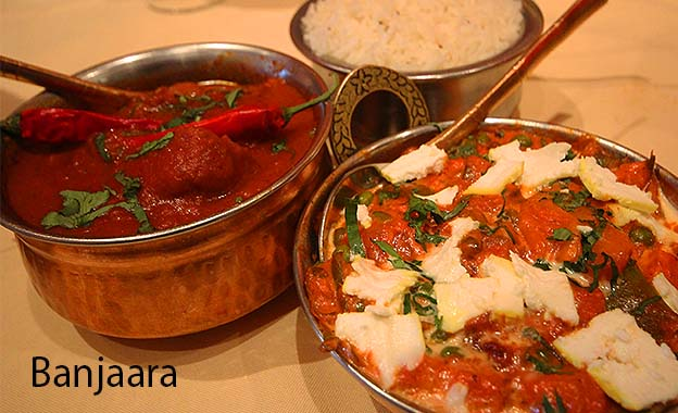 Pay R98 for an authentic North Indian culinary experience for 2 at Banjaara in Bryanston (value R196)