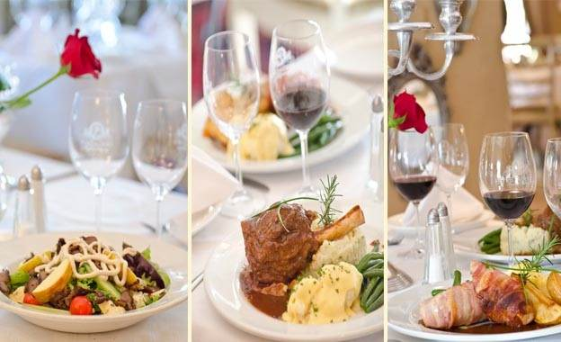 Fine dining for two at the elegant Pistachio restaurant in Durbanville! Pay R149 and get R300 off your food bill
