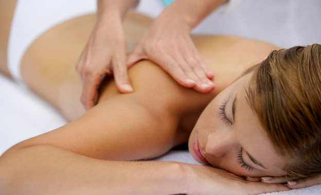 R175 for 45-min Full Body (Swedish or Aromatherapy) & 30-min Indian Head Massage at Top Coat Nails & Beauty, Strubens Valley