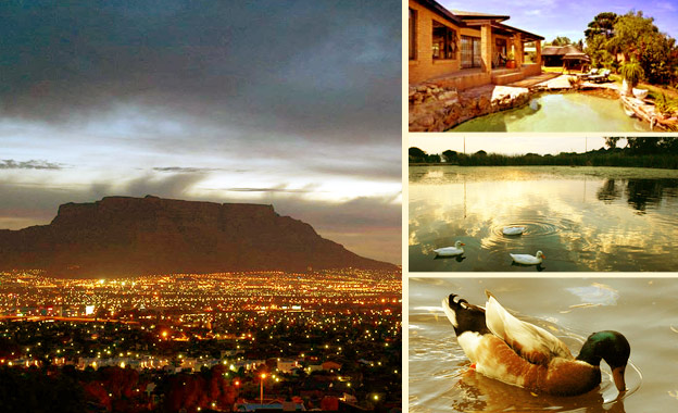 Retreat for 2 with a view! R299 (Standard Room) or R359 (Luxury Room) per night including breakfast at 7 On Kloof, Plattekloof