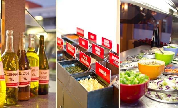 Sizzling BBQ! Pay R79 for an All-You-Can-Eat Mongolian BBQ for 2 at Saul's Mongolian Grill, Sea Point (value R158)
