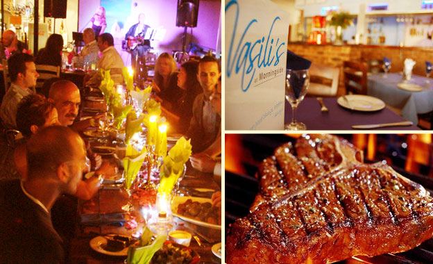 Meaty Mayhem! Two (R149) or Four (R249) 500g T-Bone Steaks at Vasili's, Morningside (save up to 56%)