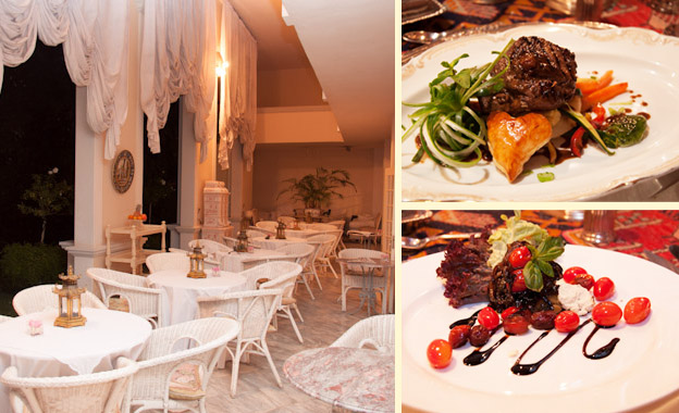Fine dining for two! R210 for a 3-course dinner at Illyria House Restaurant, Pretoria