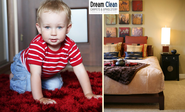 Carpet Steam Cleaning from R199 OR Professional Upholstery Cleaning from R149 with Dream Clean (value up to R1300)