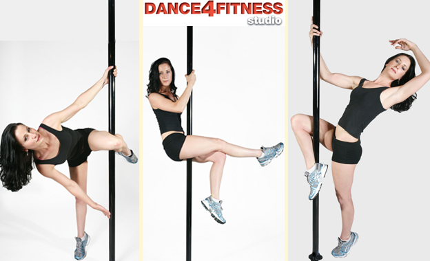 Pole Dancing at Dance4Fitness in Claremont! R59 for a beginners class OR R289 for 6 weekly classes (value up to R580)