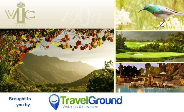Grand getaway for 2! R550 (1-night) or R899 (2-night) including continental breakfast at The Victorian 1906 Hotel in Montagu