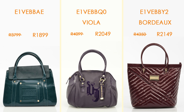 284f140992 Get authentic colourful VERSACE Jeans Couture Handbags from VIP Club  delivered to you