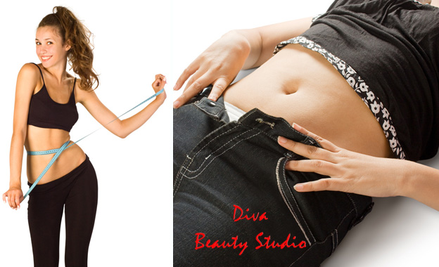 Get a sleek silhouette with body contouring treatments at Diva Beauty Studio in Sandton, starting from R199
