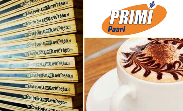 R99 for R200 worth of authentic Italian Fare for 2 people at Primi Piatti in Paarl (save 50%)
