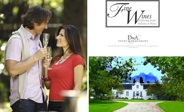 R249 for two tickets to The Stellenbosch Fine Wine Celebration at Lanzerac Hotel & Spa on 15 or 16 September